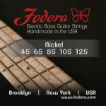 Fodera_Nickel_5 String Set