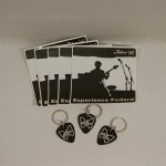 Fodera Stickers & Key Chain